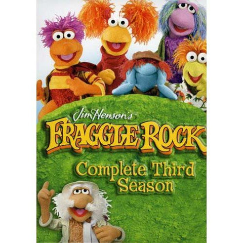 Fraggle Rock - Complete Third Season (Boxset) (HIT) DVD Movie