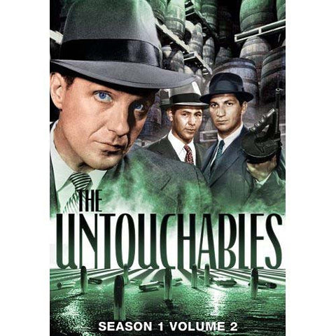The Untouchables - Season 1, Vol. 2 (Boxset) DVD Movie