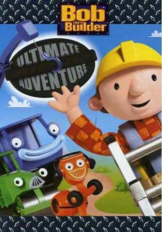 Bob The Builder - Ultimate Adventure Collection (Boxset) DVD Movie