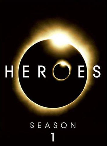 Heroes - Season 1 (One) (Boxset) DVD Movie