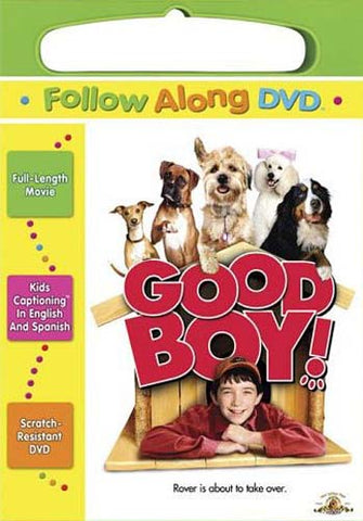 Good Boy - Follow Along Edition DVD Movie