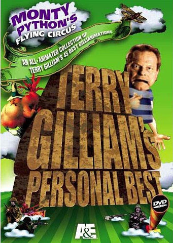 Monty Python's Flying Circus - Terry Gilliam's Personal Best DVD Movie