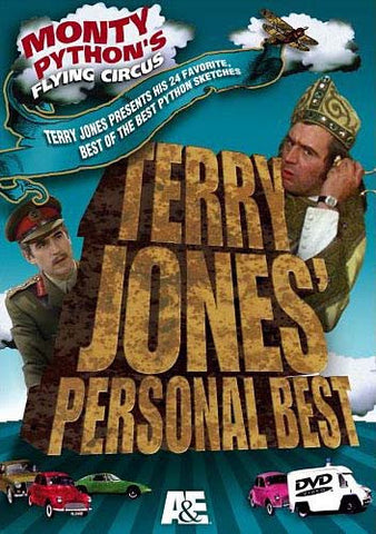 Monty Python's Flying Circus - Terry Jones' Personal Best DVD Movie
