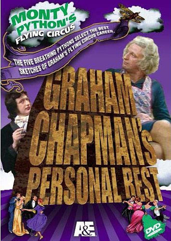 Monty Python's Flying Circus - Graham Chapman's Personal Best DVD Movie