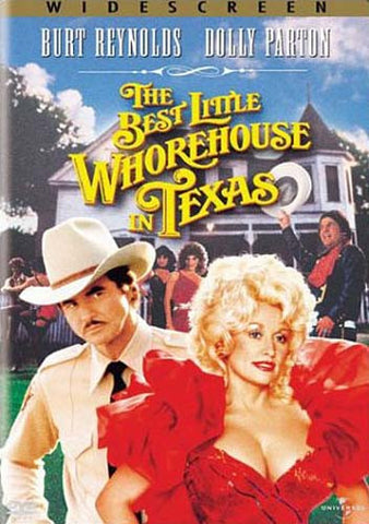 The Best Little Whorehouse in Texas DVD Movie
