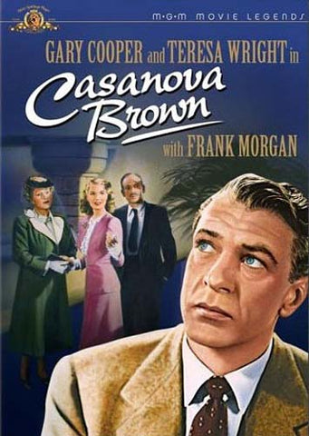 Casanova Brown (MGM) (Bilingual) DVD Movie