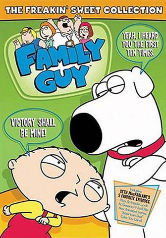 Family Guy - The Freakin' Sweet Collection DVD Movie