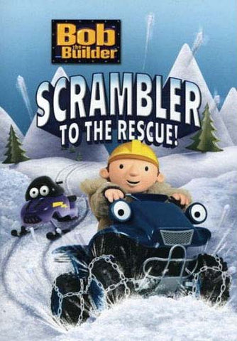 Bob The Builder - Scrambler to the Rescue DVD Movie