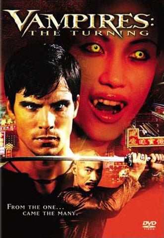Vampires: The Turning DVD Movie