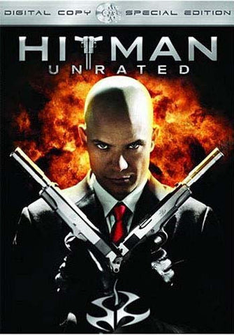 Hitman (Unrated Two-Disc Special Edition + Digital Copy) DVD Movie