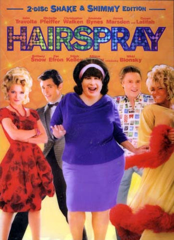 Hairspray (Two-Disc Shake and Shimmy Edition) DVD Movie