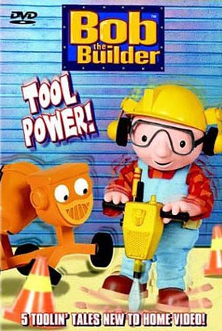 Bob The Builder - Tool Power DVD Movie