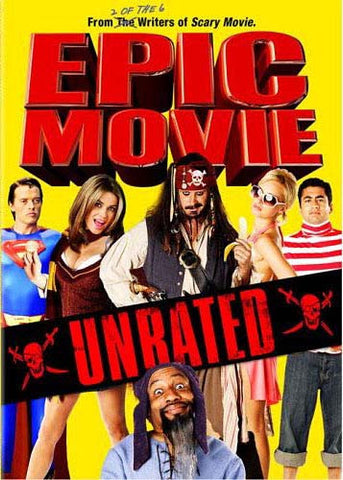 Epic Movie (Unrated Edition) DVD Movie
