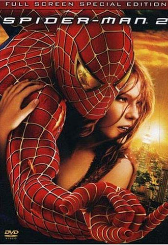 Spider-Man 2 (Full Screen Special Edition) DVD Movie