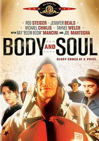 Body and Soul (Rod Steiger) DVD Movie