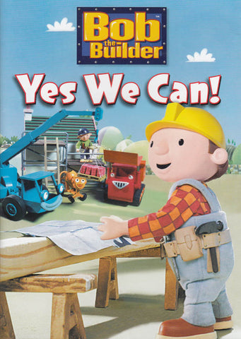 Bob The Builder - Yes We Can (Maple) DVD Movie