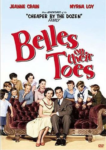 Belles on Their Toes DVD Movie