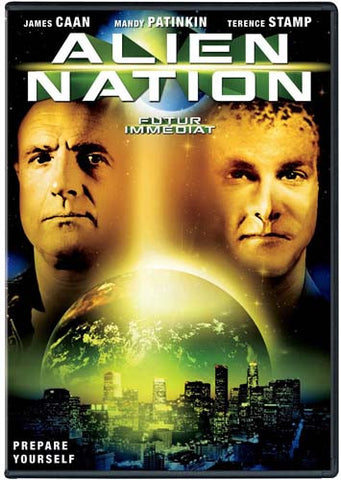 Alien Nation (Futur Immediat) (Bilingual) DVD Movie