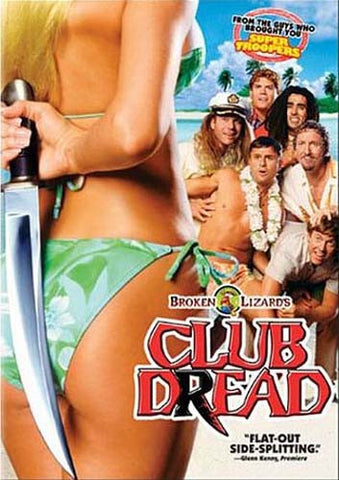 Club Dread DVD Movie