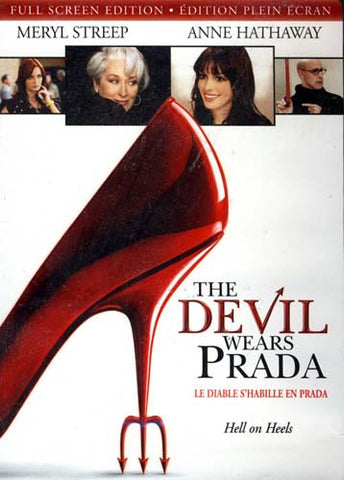 The Devil Wears Prada (Full Screen Edition) (Bilingual) DVD Movie