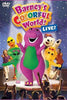 Barney's Colorful World! Live DVD Movie