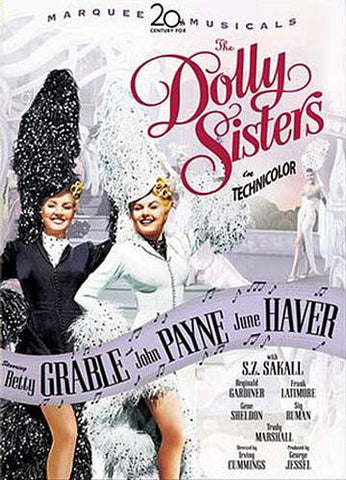 The Dolly Sisters DVD Movie