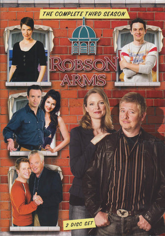Robson Arms - The Complete Season 3 DVD Movie