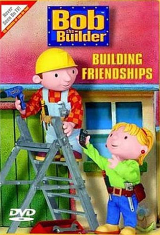 Bob The Builder - Building Friendships DVD Movie