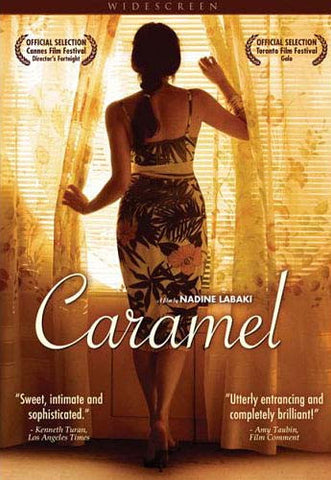 Caramel (Bilingual) DVD Movie
