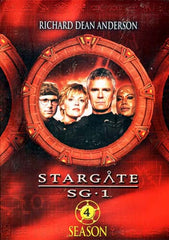 Stargate SG-1 - The Complete Fourth Season (4) (Boxset)
