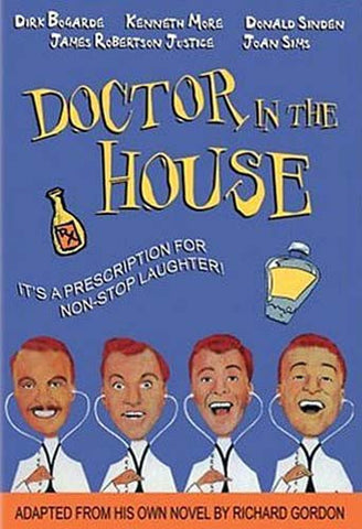 Doctor in the House DVD Movie