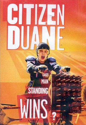 Citizen Duane DVD Movie