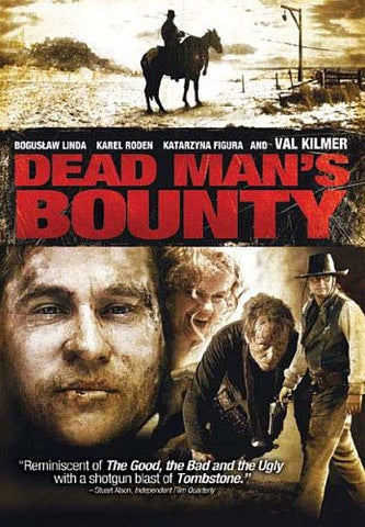Dead Man's Bounty DVD Movie