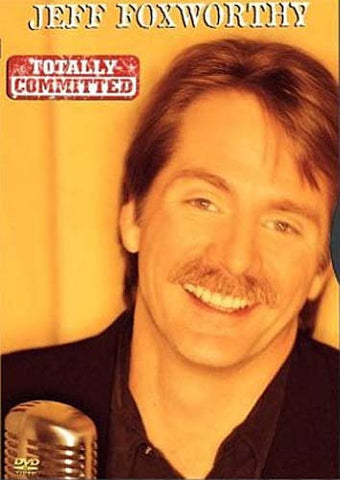 Jeff Foxworthy - Totally Committed (Snapcase) DVD Movie