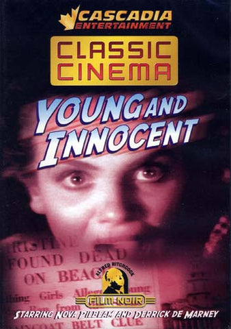 Young and Innocent (Classic Cinema) DVD Movie