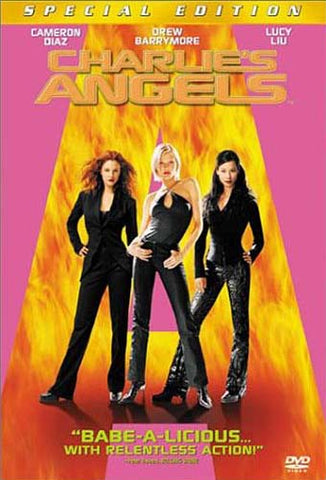 Charlie's Angels (Special Edition) DVD Movie