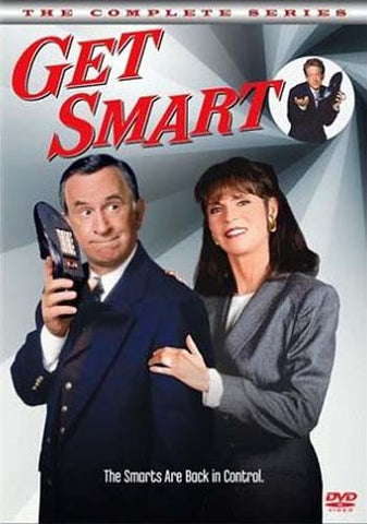 Get Smart: The Complete Series (1995 TV Series) DVD Movie