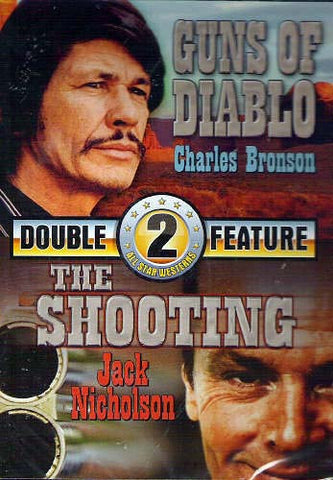 Guns of Diablo/ The Shooting DVD Movie