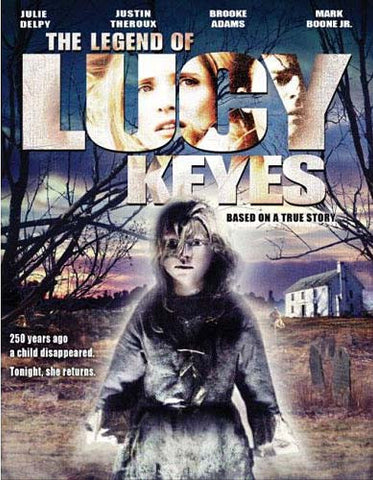 The Legend of Lucy Keyes DVD Movie