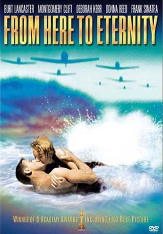 From Here to Eternity DVD Movie