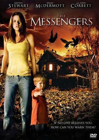The Messengers DVD Movie