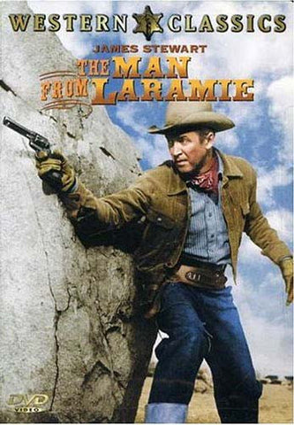 The Man From Laramie DVD Movie