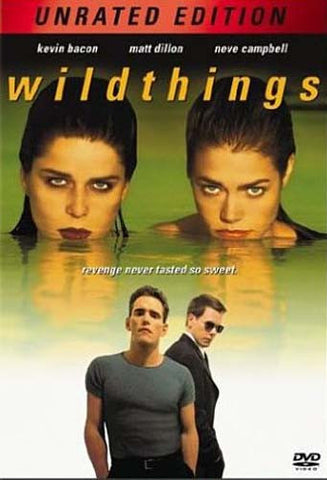 Wild Things (Unrated Edition) DVD Movie