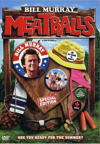 Meatballs (Special Edition) DVD Movie