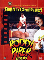 WWE - Born to Controversy - The Roddy Piper Story (Boxset)