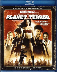 Planet Terror (Extended And Unrated) - Grindhouse Presents (Blu-ray)