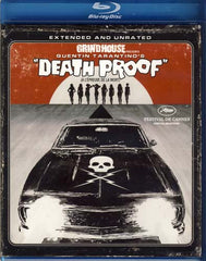 Death Proof (Extended And Unrated) - Grindhouse Presents (Blu-ray)