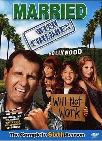 Married with Children - The Complete Sixth Season (Boxset) DVD Movie