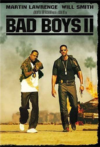 Bad Boys II (Widescreen Edition) DVD Movie
