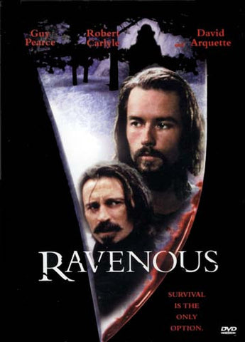 Ravenous (1999) DVD Movie